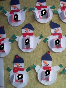 snowman_frame_craft_idea