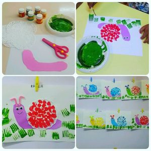 fork stamp craft