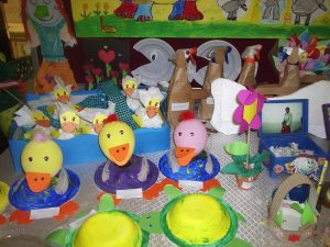 paper-plate-duck-craft-idea