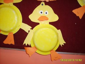 paper-plate-duck-craft-idea-for-kid