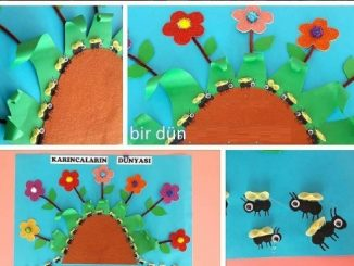 ant craft idea