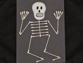 Q-tip-skeleton-craft-for-kids-18