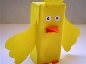 chick craft from box