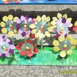 cd-flower-craft-idea-for-kids