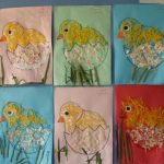 chick craft idea for kids
