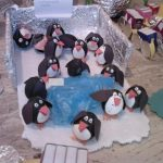 egg penguin craft idea for kids (2)