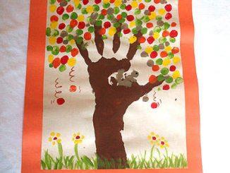 fingerprint-autmn-tree-craft