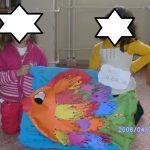 handprint fish bulletin board idea