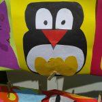 paper craft penguin craft