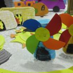 paper cup windmill craft