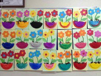 paper-plate-flower-craft-idea