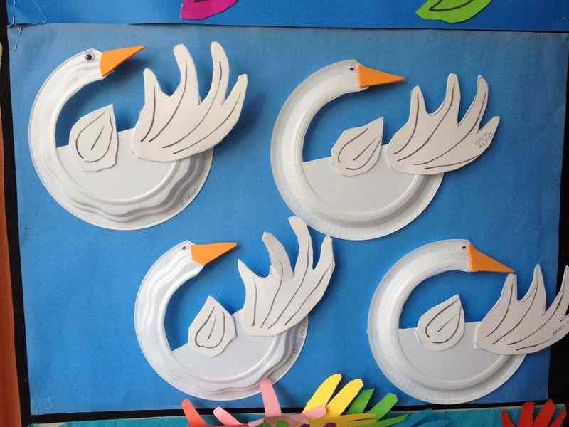 & Paper plate crafts for kids