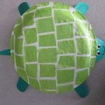 paper plate turtle craft idea (1)