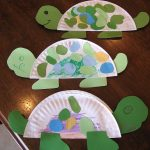 paper plate turtle craft idea (2)
