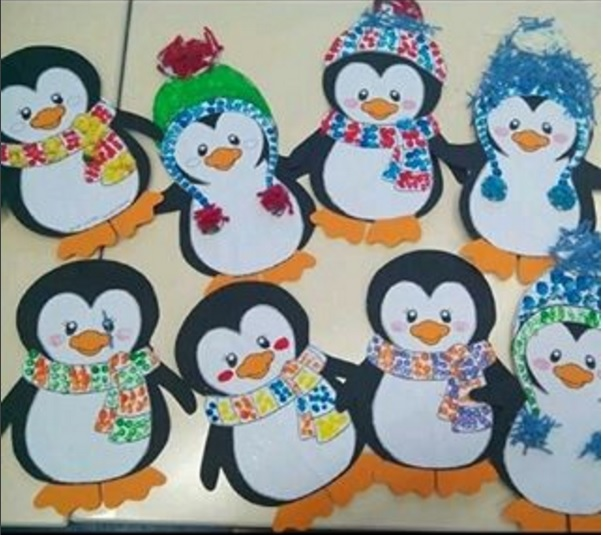 Penguin Craft Idea For Kids Preschoolplanet
