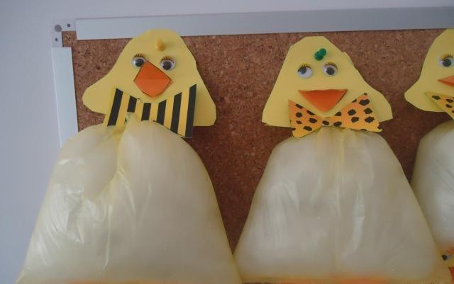 plastic-bag-duck-craft