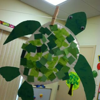 sea turtle crafts