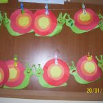 snail craft idea for kids