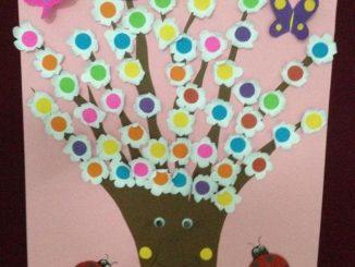 spring-tree-craft-idea