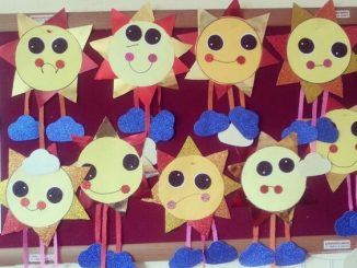 sun craft ideas