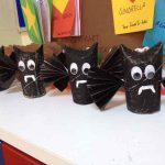 toilet-paper-roll-bat-craft-idea