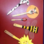 wooden spoon craft idea