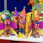Plastic-Bottle-clown-Crafts