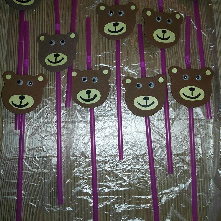 bear puppet craft