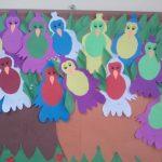 bird-bulletin-board-idea