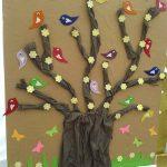 bird-bulletin-board-idea-for-spring