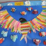 birds bulletin board idea