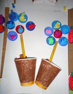 bottle-cap-flower-craft-idea