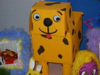 box-dog-craft-idea