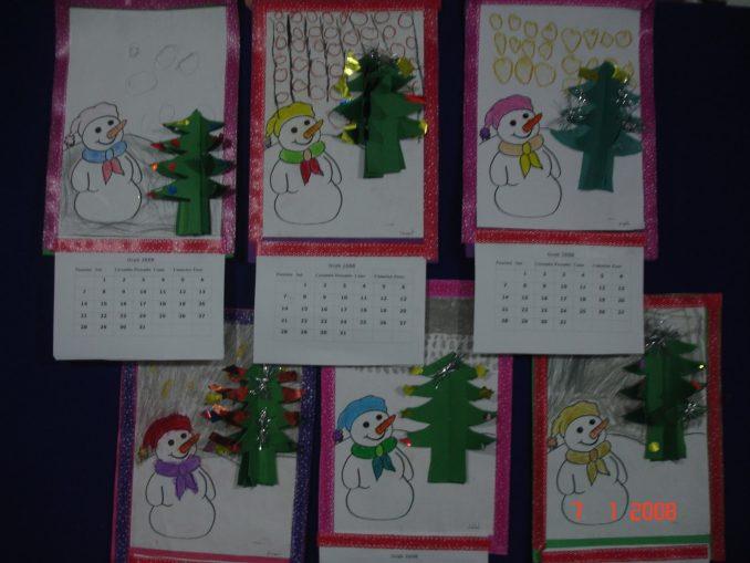 calendar-craft-idea