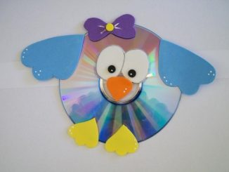 cd-bird-craft-idea