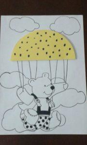 cute bear craft