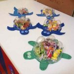 plastic bottle turtle craft