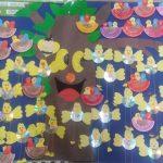recycled-bird-bulletin-board