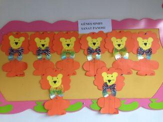 cd-lion-craft-idea