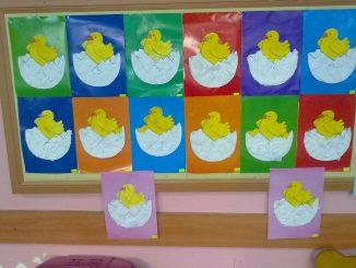chick craft idea