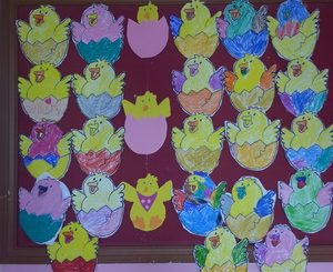 chick crafts