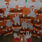 chicken bulletin board idea