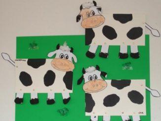 cow craft ideas
