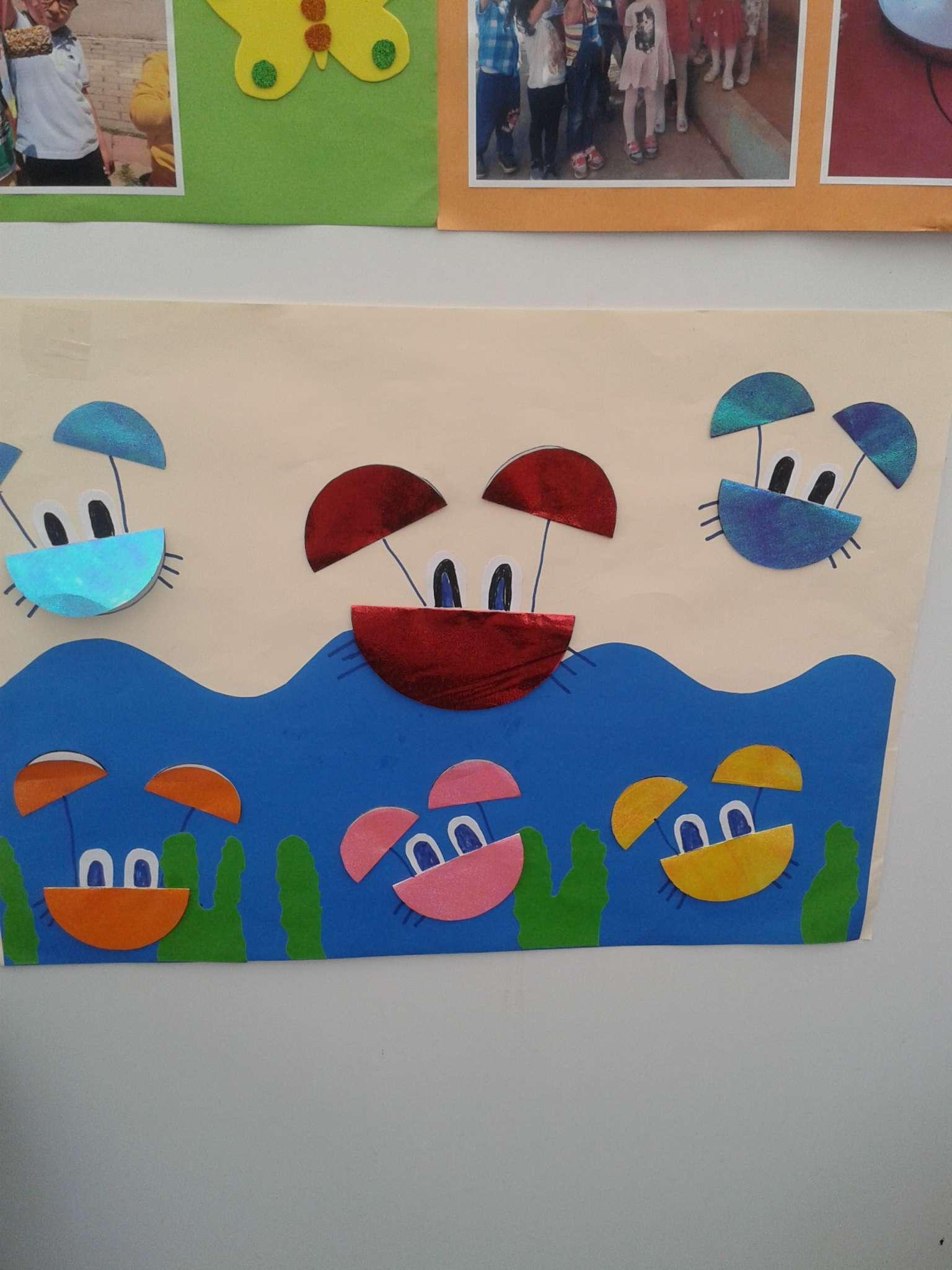 crab craft idea for kids (2)