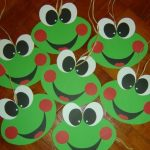 frog craft idea