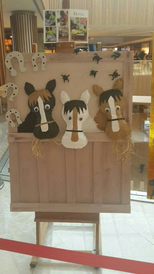 horse craft idea