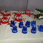 paper-cup-crab-craft-idea