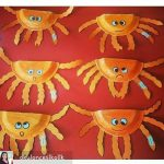 paper plate crab craft ideas