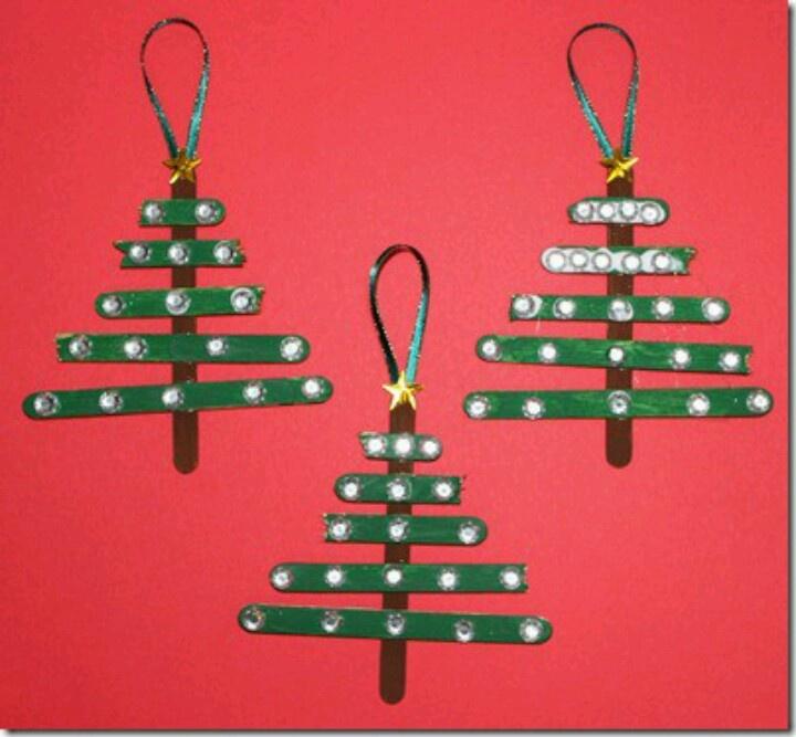 Christmas Tree Crafts For Kids Preschoolplanet