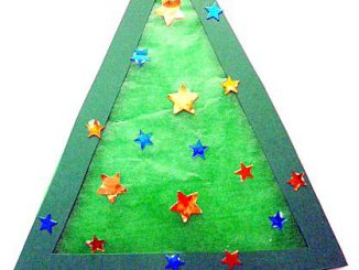 triangle-christmas-tree-craft-idea
